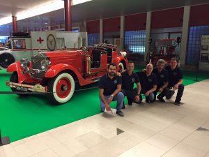 Visita Auto Clásico Porto 2015