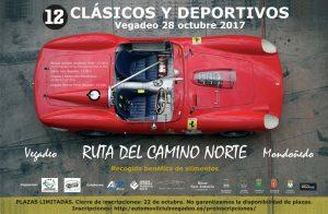 XII Ruta Clásicos y Deportivos Vegadeo 2017
