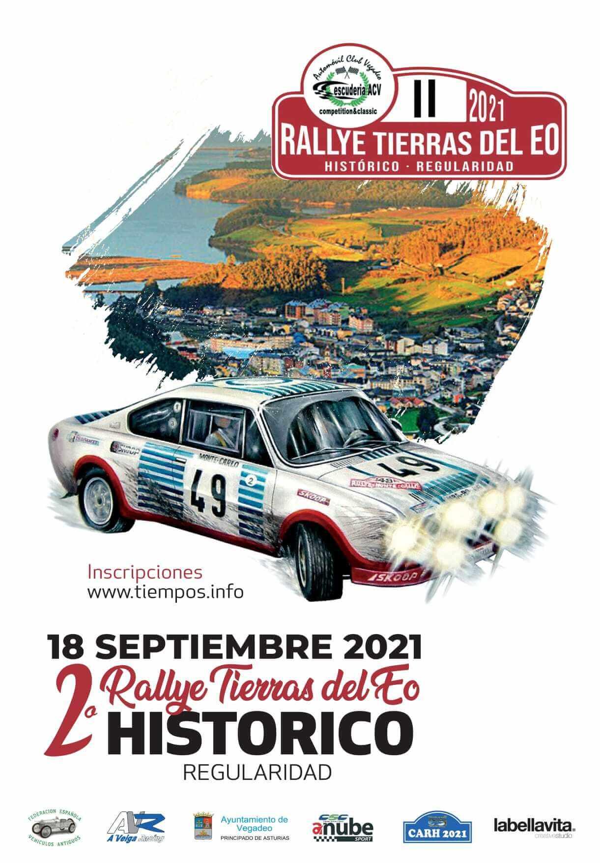 II Rallye Tierras del Eo